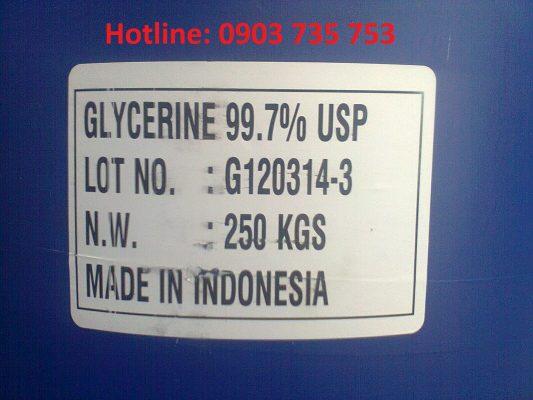 Glycerine (Glycerol, Glycerin)