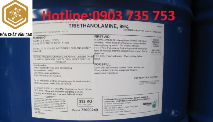 T.E.A'99 (Triethanolamine'99)