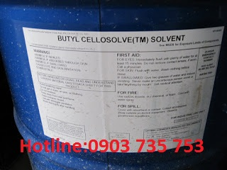 BUTYL CELLOSOLVE- BCS