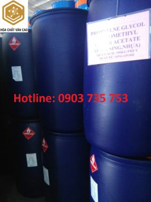 Propyleneglycol monomethyl ether acetate (PMA)
