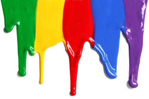 Vai trò của dung môi trong ngảnh sơn và nhựa
