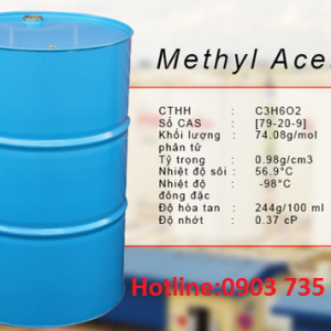 Methyl acetate (MA)