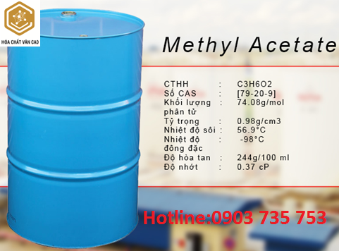 Methyl acetate (MA)