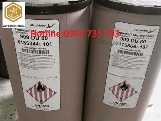 Nhựa nhiệt dẻo 909 DU 80