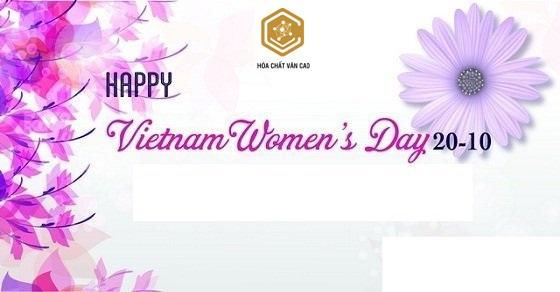 Ngày Phụ nữ Việt Nam 20/10 –